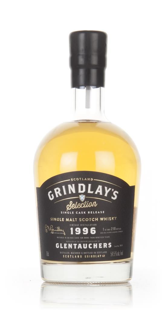 Glentauchers 19 Year Old 1996 (cask 7811) (Scotland Grindlay) Single Malt Whisky