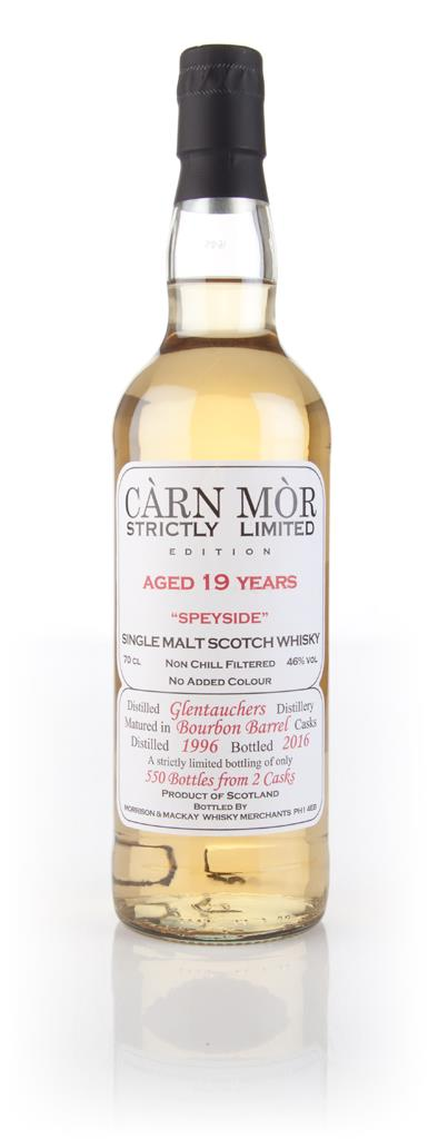 Glentauchers 19 Year Old 1996 - Strictly Limited (Carn Mor) Single Malt Whisky