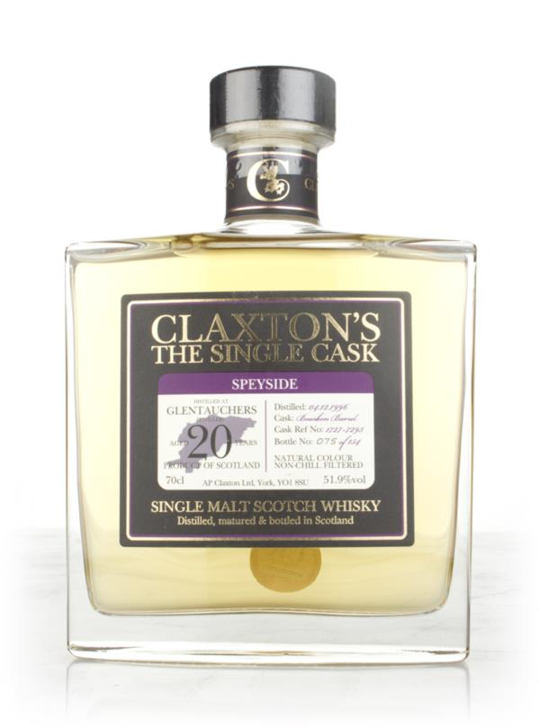 Glentauchers 20 Year Old 1996 (cask 1727-7293) - Claxtons Single Malt Whisky