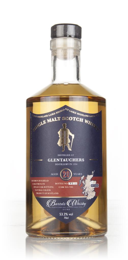 Glentauchers 20 Year Old 1996 (cask 7301) - Highland Laird (Bartels Wh Single Malt Whisky