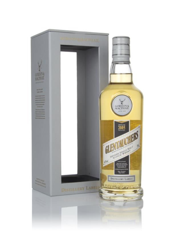 Glentauchers 2005 (bottled 2019) - Distillery Labels (Gordon & MacPhai Single Malt Whisky