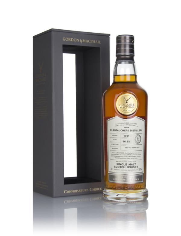 Glentauchers 27 Year Old 1991 - Connoisseurs Choice (Gordon & MacPhail Single Malt Whisky