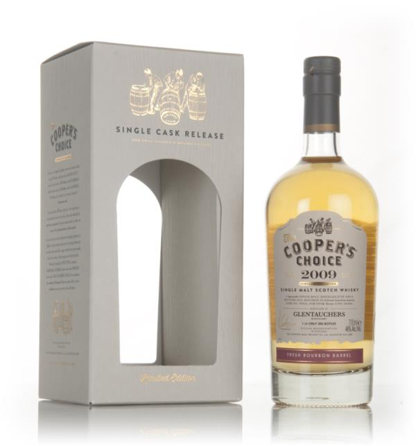 Glentauchers 7 Year Old 2009 (cask 700424) - The Cooper's Choice (The Single Malt Whisky