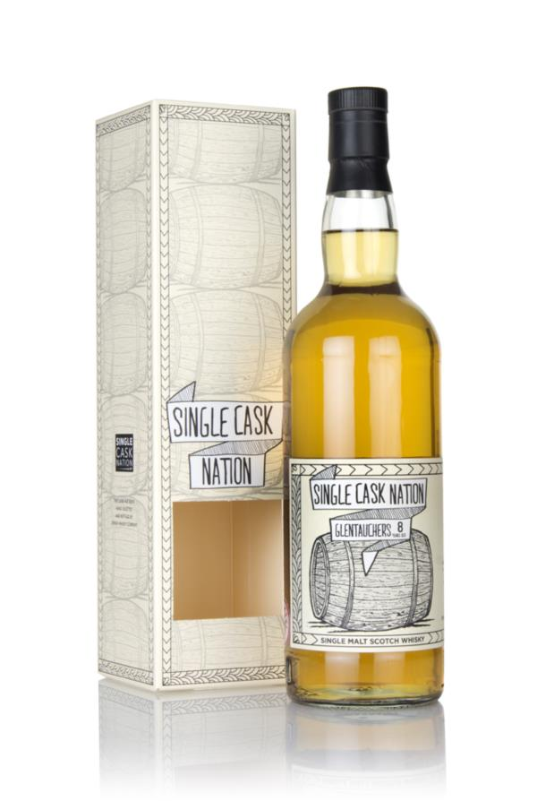 Glentauchers 8 Year Old 2008 (Single Cask Nation) Single Malt Whisky