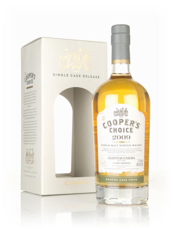 Glentauchers 8 Year Old 2009 (cask 9882) - The Coopers Choice (The Vi Single Malt Whisky