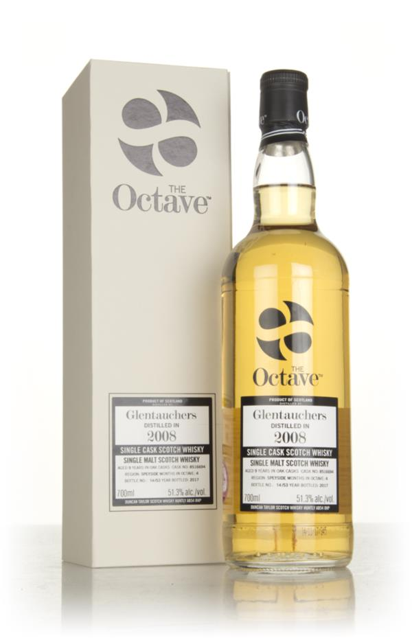 Glentauchers 9 Year Old 2008 (cask 8516694) - The Octave (Duncan Taylo Single Malt Whisky