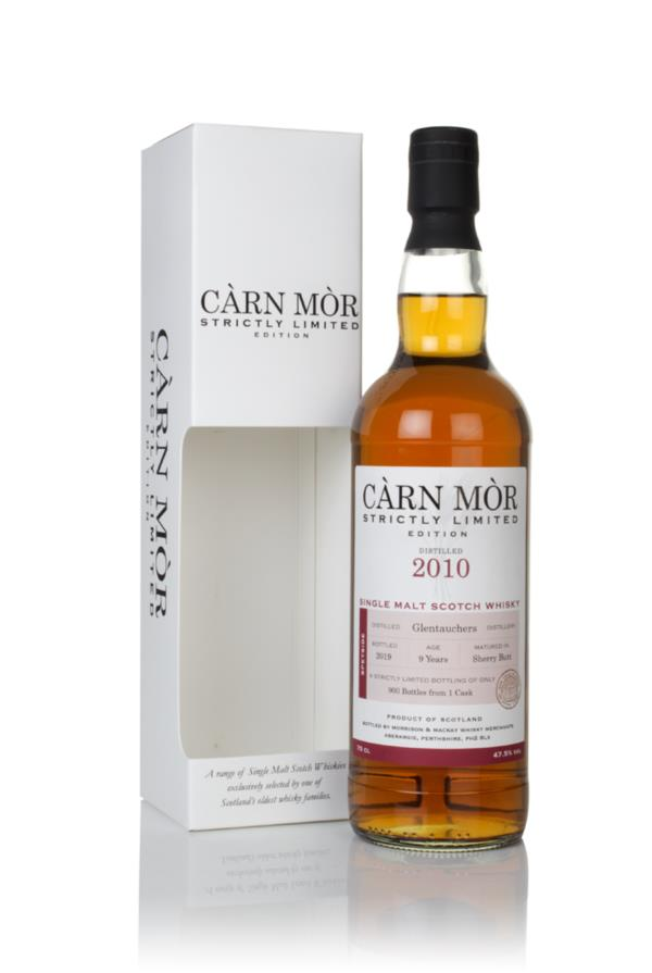 Glentauchers 9 Year Old 2010 - Strictly Limited (Carn Mor) Single Malt Whisky