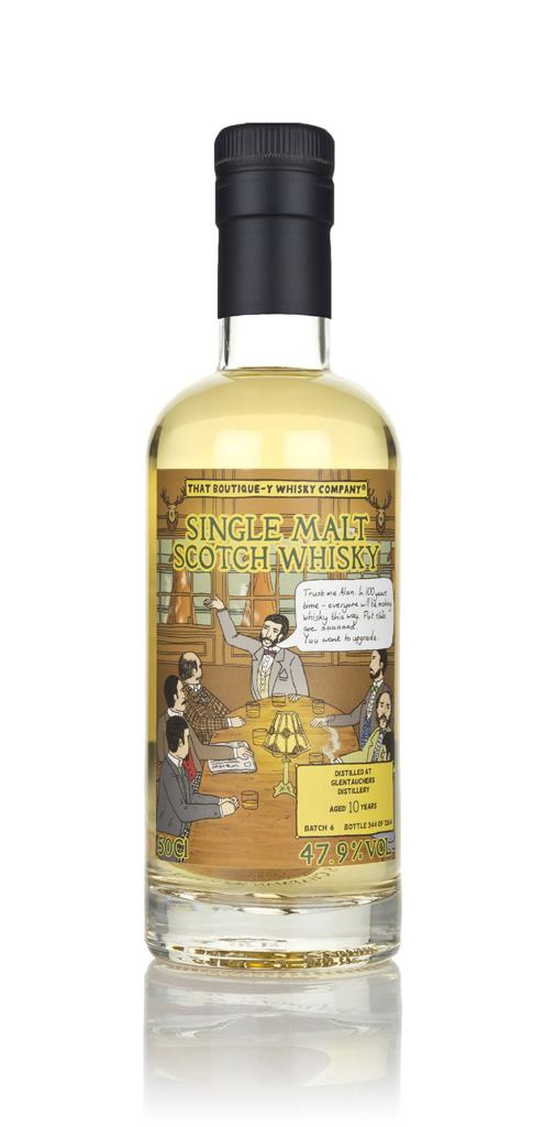 Glentauchers 10 Year Old (That Boutique-y Whisky Company) Single Malt Whisky