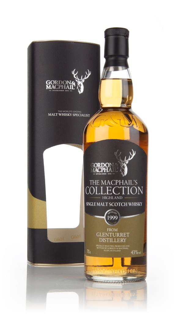 Glenturret 1999 (bottled 2014) - The MacPhail's Collection (Gordon & M Single Malt Whisky