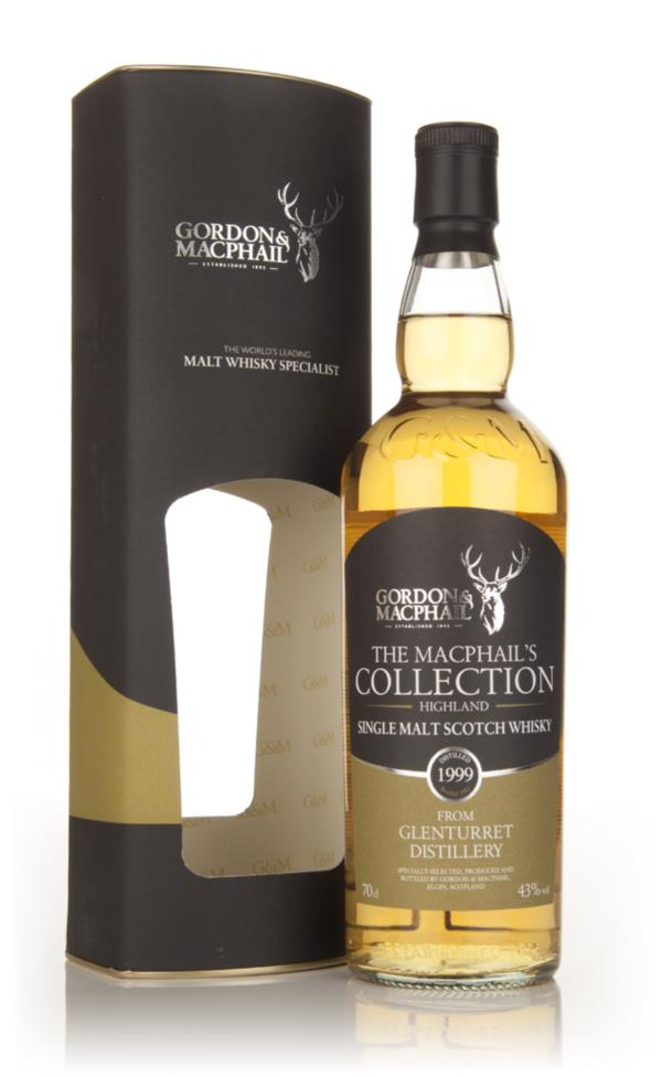 Glenturret 1999 (bottled 2012) The MacPhail's Collection (Gordon & Mac Single Malt Whisky