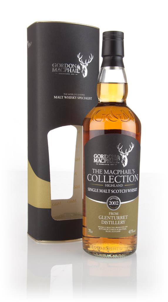 Glenturret 2002 (bottled 2015) - The MacPhail's Collection (Gordon & M Single Malt Whisky