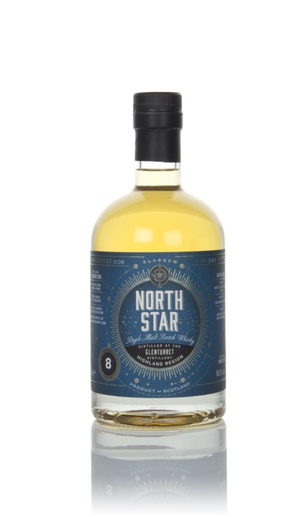 Glenturret 8 Year Old 2010 - North Star Spirits Single Malt Whisky