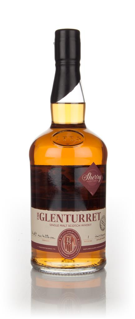 The Glenturret Sherry Edition Single Malt Whisky