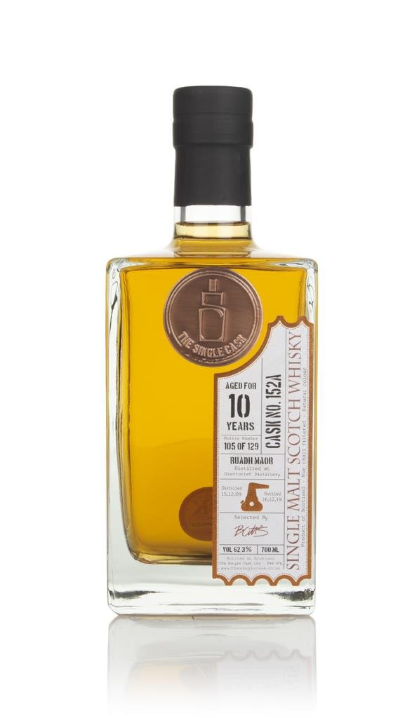 Ruadh Maor 10 Year Old 2009 (cask 152A) - The Single Cask Single Malt Whisky