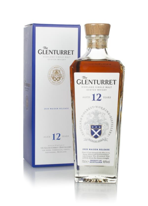 The Glenturret 12 Year Old (2020 Maiden Release) Single Malt Whisky