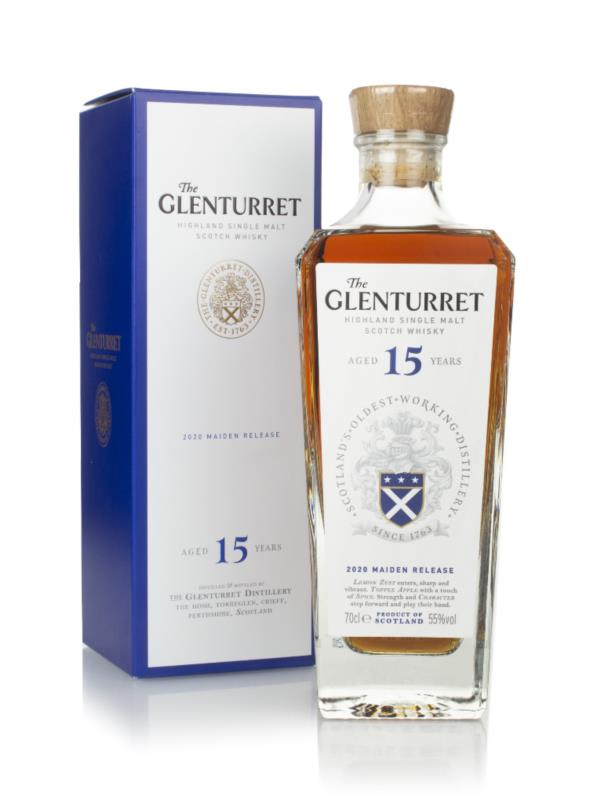 The Glenturret 15 Year Old (2020 Maiden Release) Single Malt Whisky