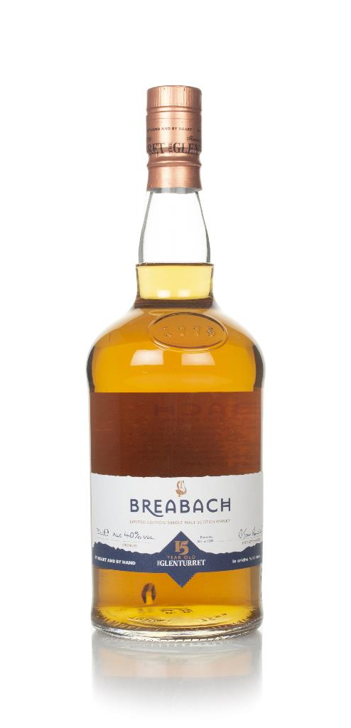 The Glenturret Breabach 15 Year Old Single Malt Whisky