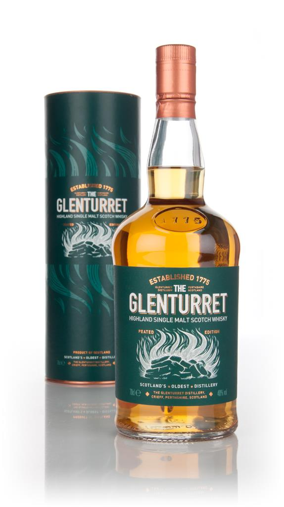 The Glenturret Peated Edition 40% Single Malt Whisky