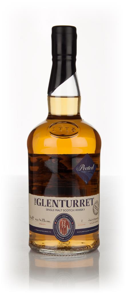 The Glenturret Peated Edition Single Malt Whisky