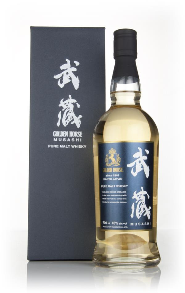 Golden Horse Musashi 3cl Sample Blended Malt Whisky