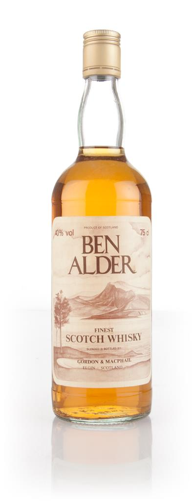 Ben Alder Finest - 1970s Blended Whisky