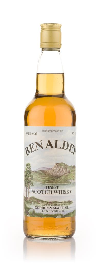 Ben Alder Finest Blended Whisky