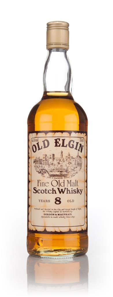 Old Elgin 8 Year Old - 1980s Blended Whisky