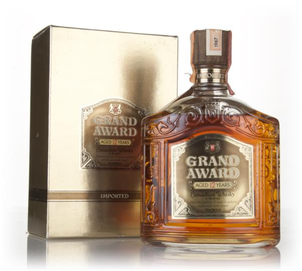 Grand Award 12 Year Old - 1979 Blended Whisky