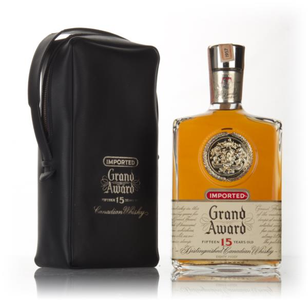 Grand Award 15 Year Old - early 1970s Blended Whisky