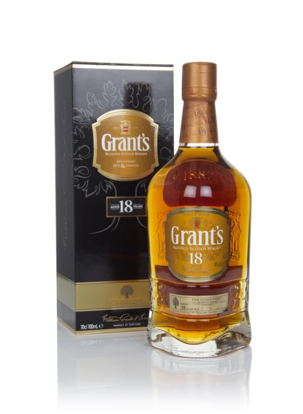 Grant's 18 Year Old Blended Whisky