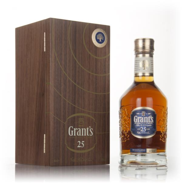 Grant's 25 Year Old 3cl Sample Blended Whisky