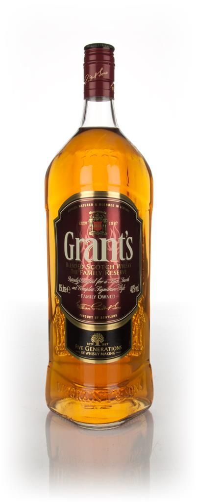 Grants Blended Scotch Whisky 1.5l Blended Whisky