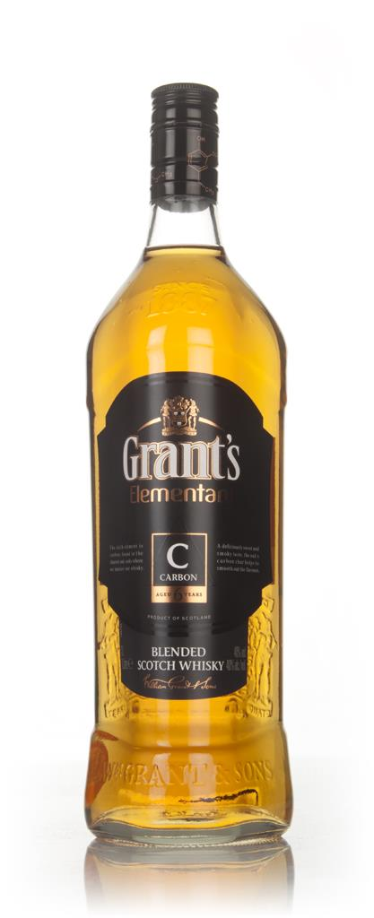 Grants Elementary 6 Year Old - Carbon Blended Whisky
