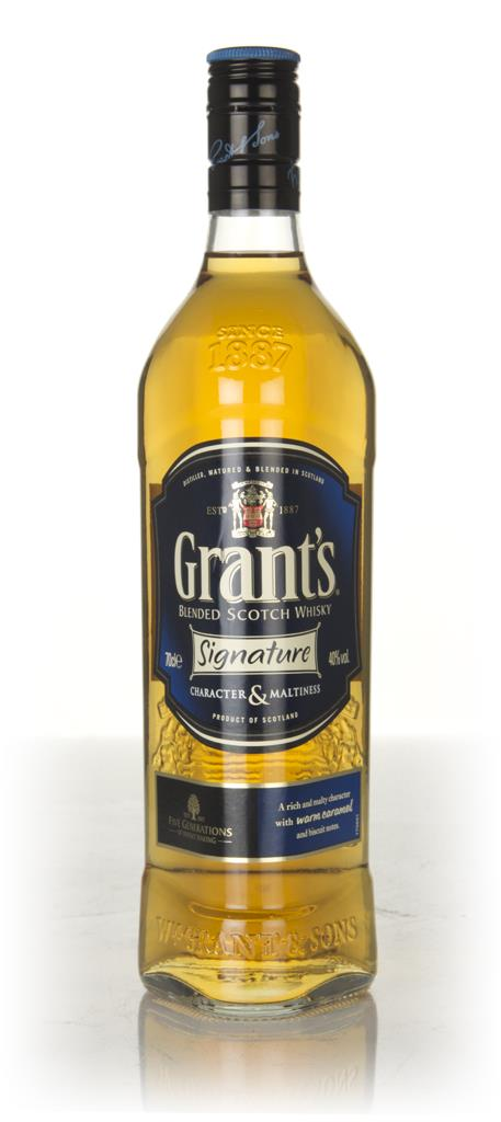 Grants Signature Blended Whisky