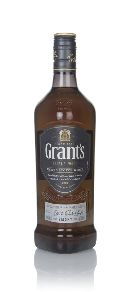 Grants Smoky Triple Wood Blended Whisky