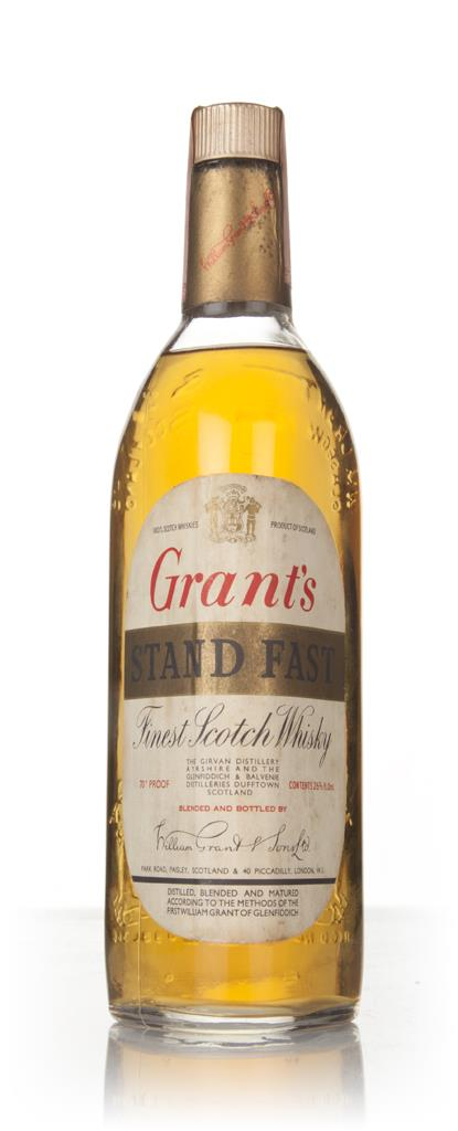 Grants Stand Fast - pre-1964 Blended Whisky