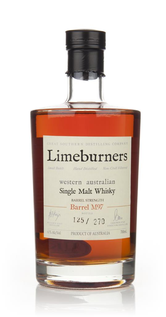 Limeburners Single Malt Whisky (cask M97) 3cl Sample Single Malt Whisky