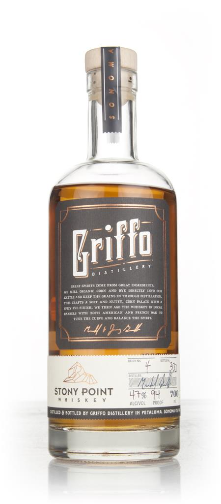 Griffo Stony Point Blended Whiskey