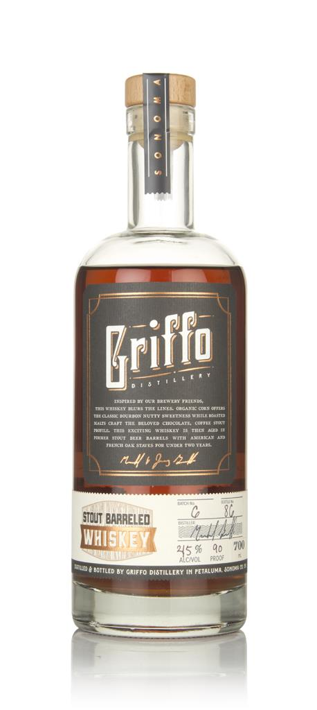 Griffo Stout Barreled Blended Whiskey