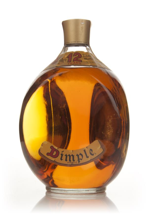 Haig Dimple 1l  - 1970s Blended Whisky
