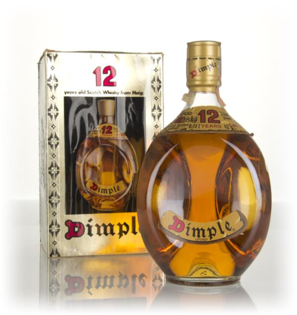 Haig Dimple 12 Year Old - 1970s Blended Whisky