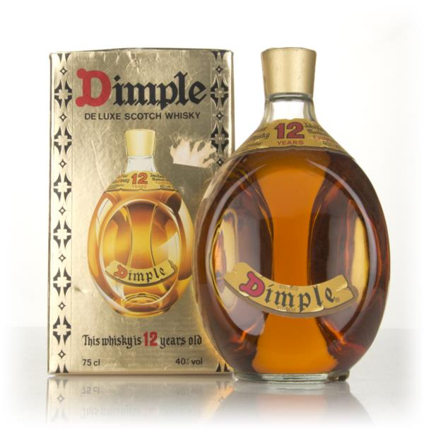Haig Dimple 12 Year Old (40%) - 1970s Blended Whisky