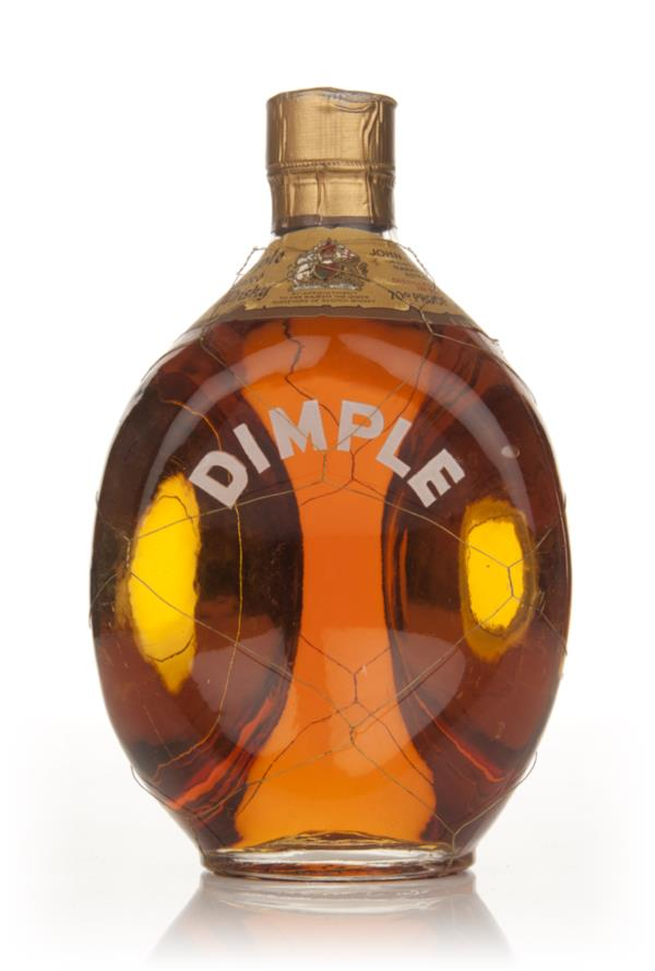 Haig Dimple (Without Presentation Box) - 1960s Blended Whisky