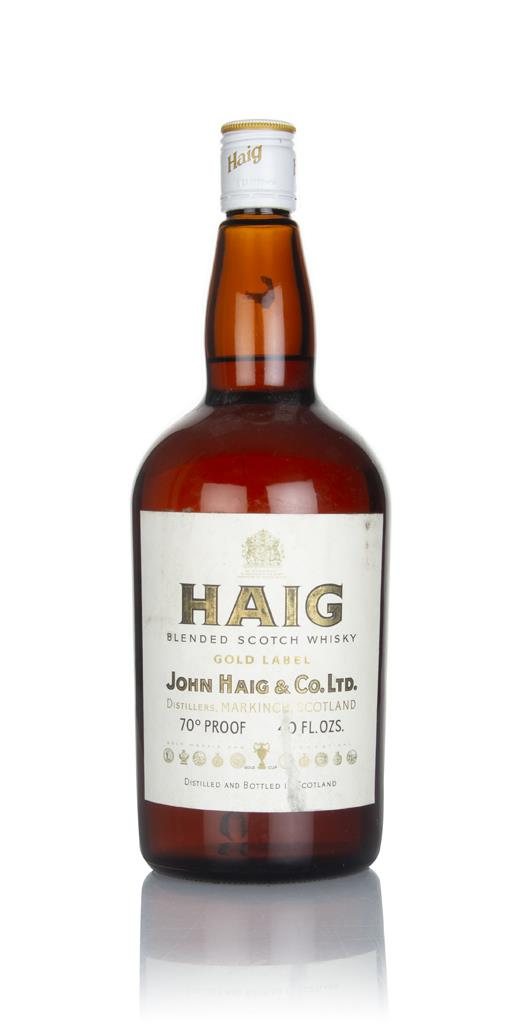Haig Gold Label - 1970s Blended Whisky