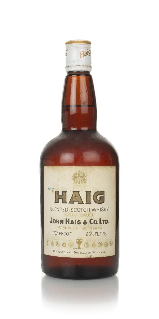 Haig Gold Label (75.7cl) - 1970s Blended Whisky