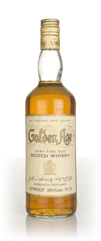 Haig Golden Age - 1970s Blended Whisky