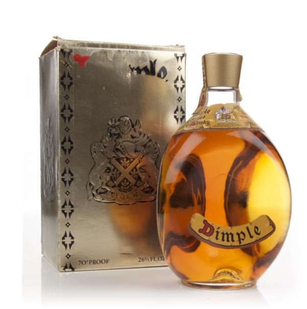Haigs Dimple - 1970s (Boxed) Blended Whisky