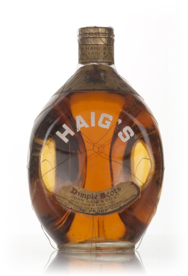 Haigs Dimple (40%) - 1950s Blended Whisky