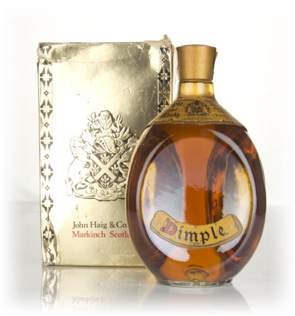 Haigs Dimple - 1970s Blended Whisky