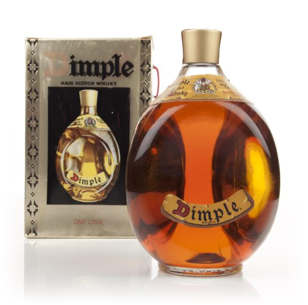 Haigs Dimple (With Box) 1l - 1970s Blended Whisky